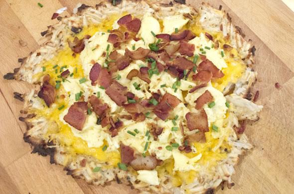 The Three Bite Rule - Bfast Pizza