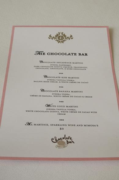 The Three Bite Rule - Chocolate Bar