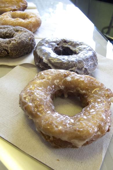 Portland Maine Holy Donut