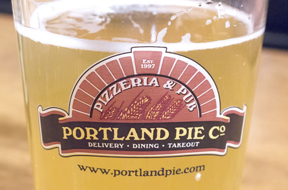 The Three Bite Rule - Portland Pie