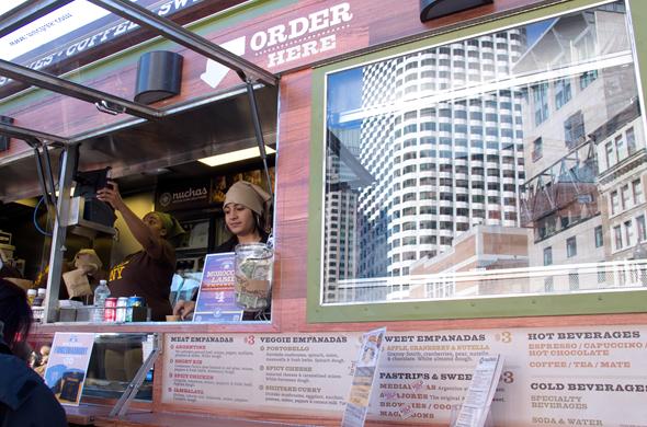 The Three Bite Rule - Food Trucks