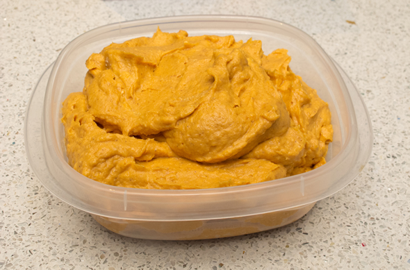 The Three Bite Rule - Pumpkin Dip