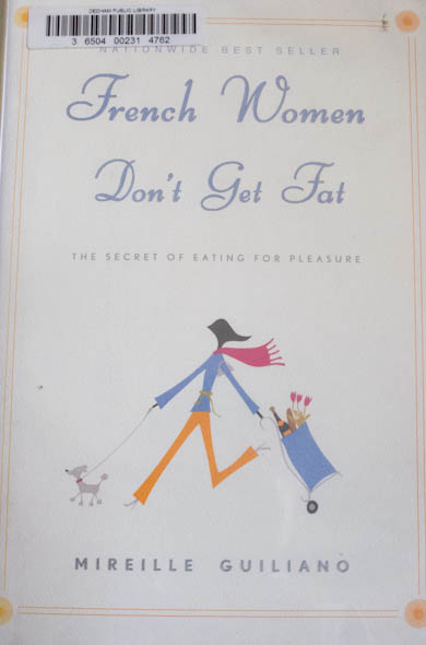 The Three Bite Rule - Book: French Women Don't Get Fat