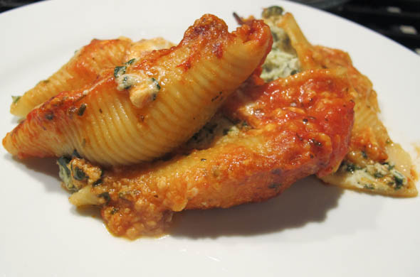 The Three Bite Rule - Better Stuffed Shells