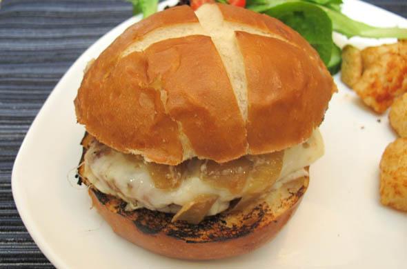 The Three Bite Rule - Smokehouse Burgers