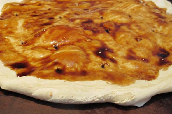 The Three Bite Rule - Teriyaki Chicken Wing Pizza