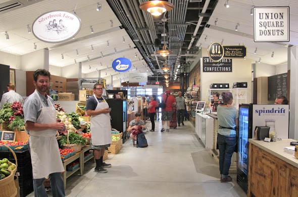 The Three Bite Rule - Boston Public Market