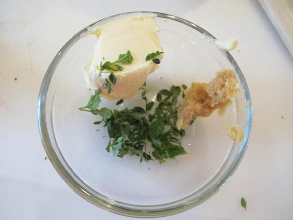 The Three Bite Rule - Buratta Bar
