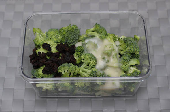 The Three Bite Rule - Broccoli Salad