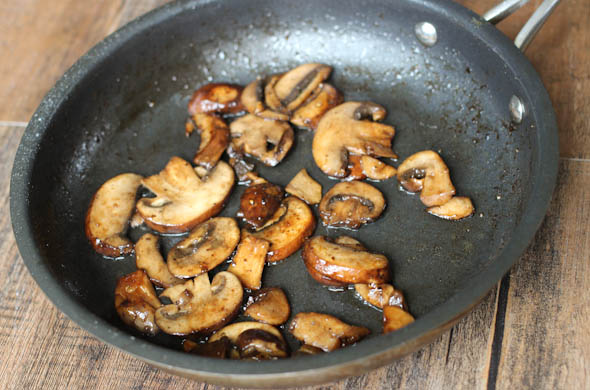 The Three Bite Rule - Marsala Mushroom Toasts