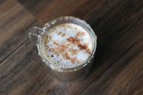 The Three Bite Rule - Snickerdoodle Latte