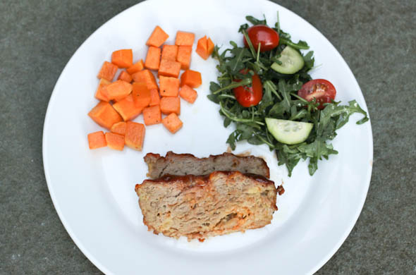 The Three Bite Rule - Cracker Barrel Meatloaf Copycat