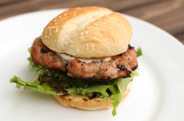 The Three Bite Rule - Cape Codder Burgers