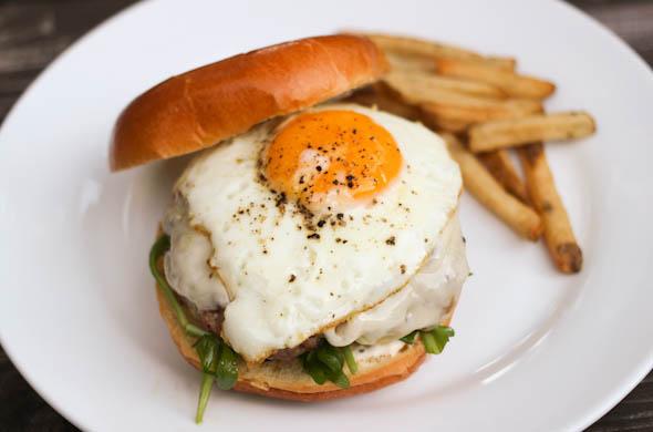 The Three Bite Rule - Parisian Burger